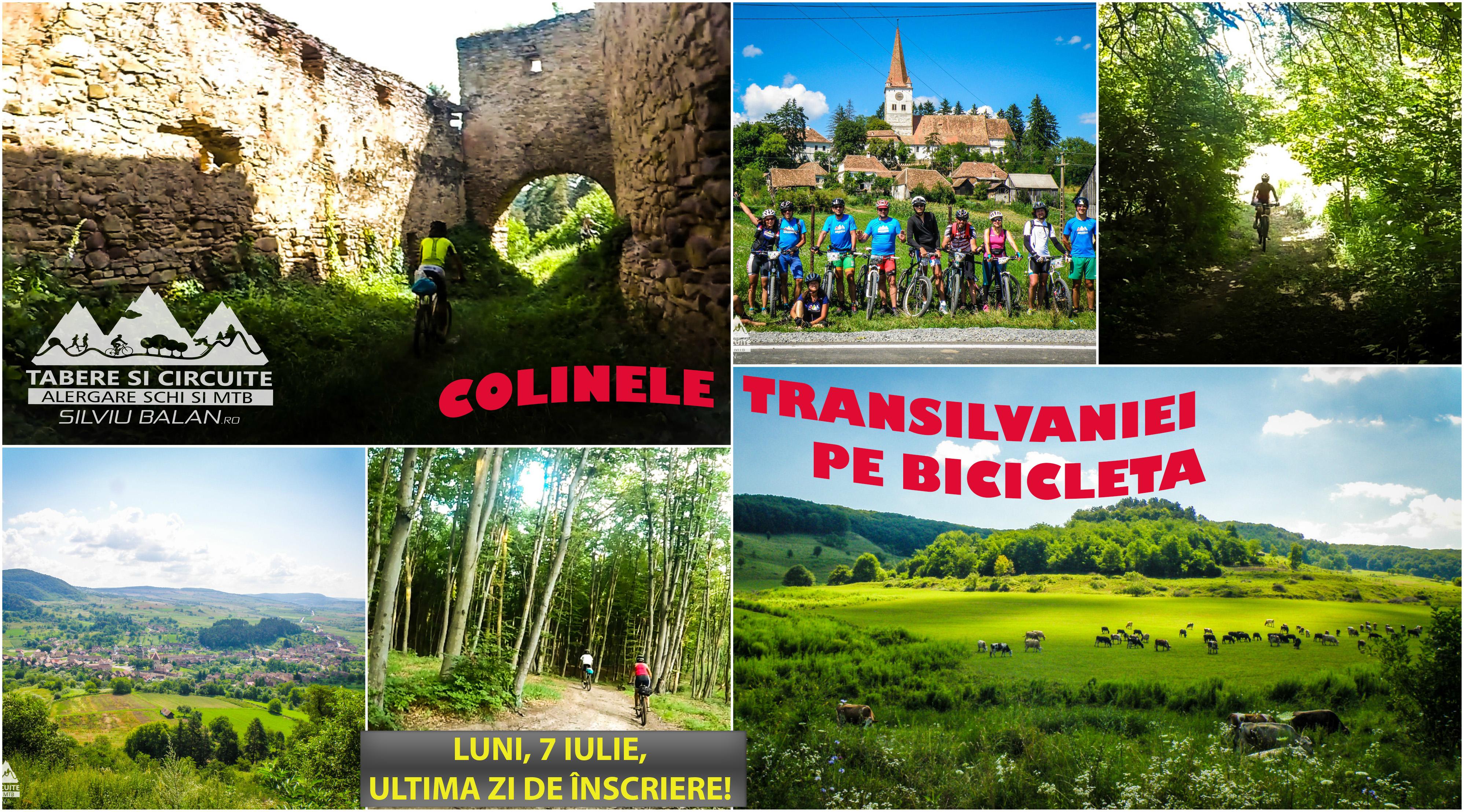 <ul><li>Colinele Transilvaniei Reloaded</li></ul>